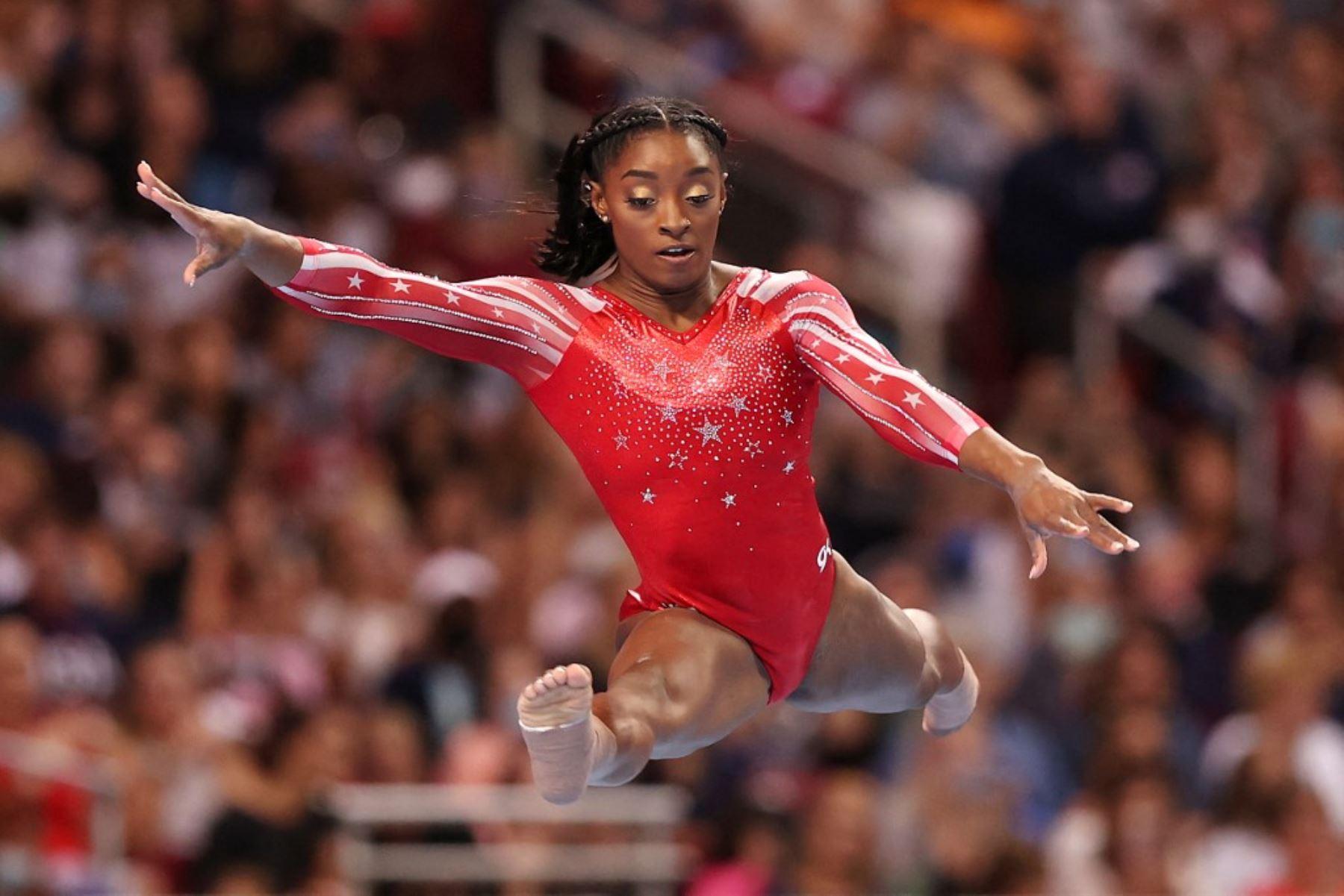 Tokio 2020: Gimnasta Simone Biles no vivirá en la Villa Olímpica