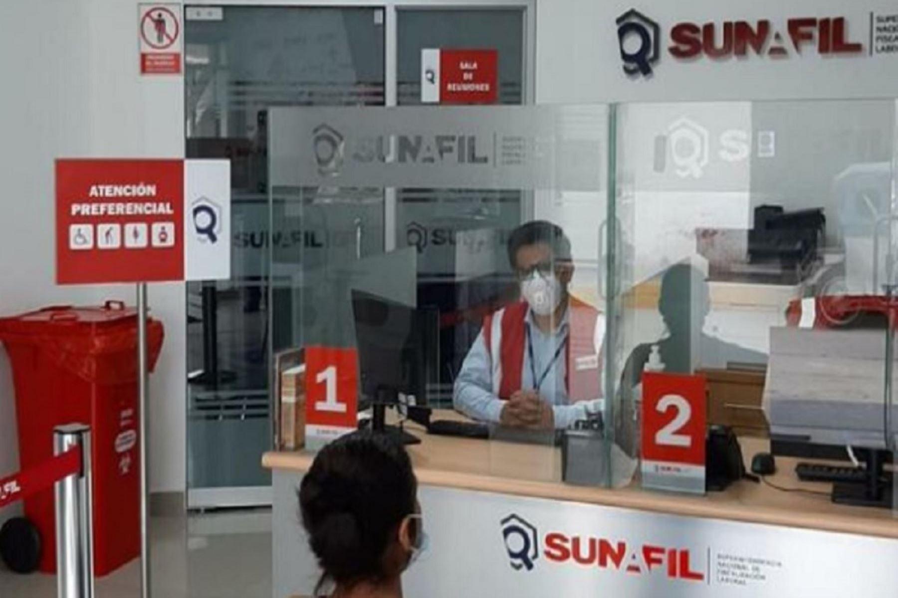 Sunafil gana premio a Buenas Prácticas en gestión pública