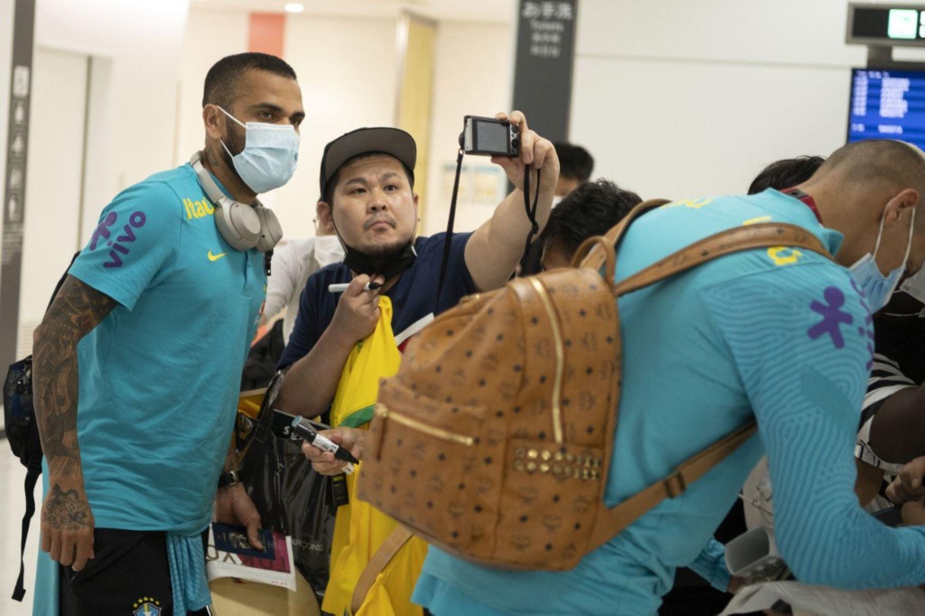 Juegos de Tokio: Dani Alves se compara con Benjamin Button antes del certamen