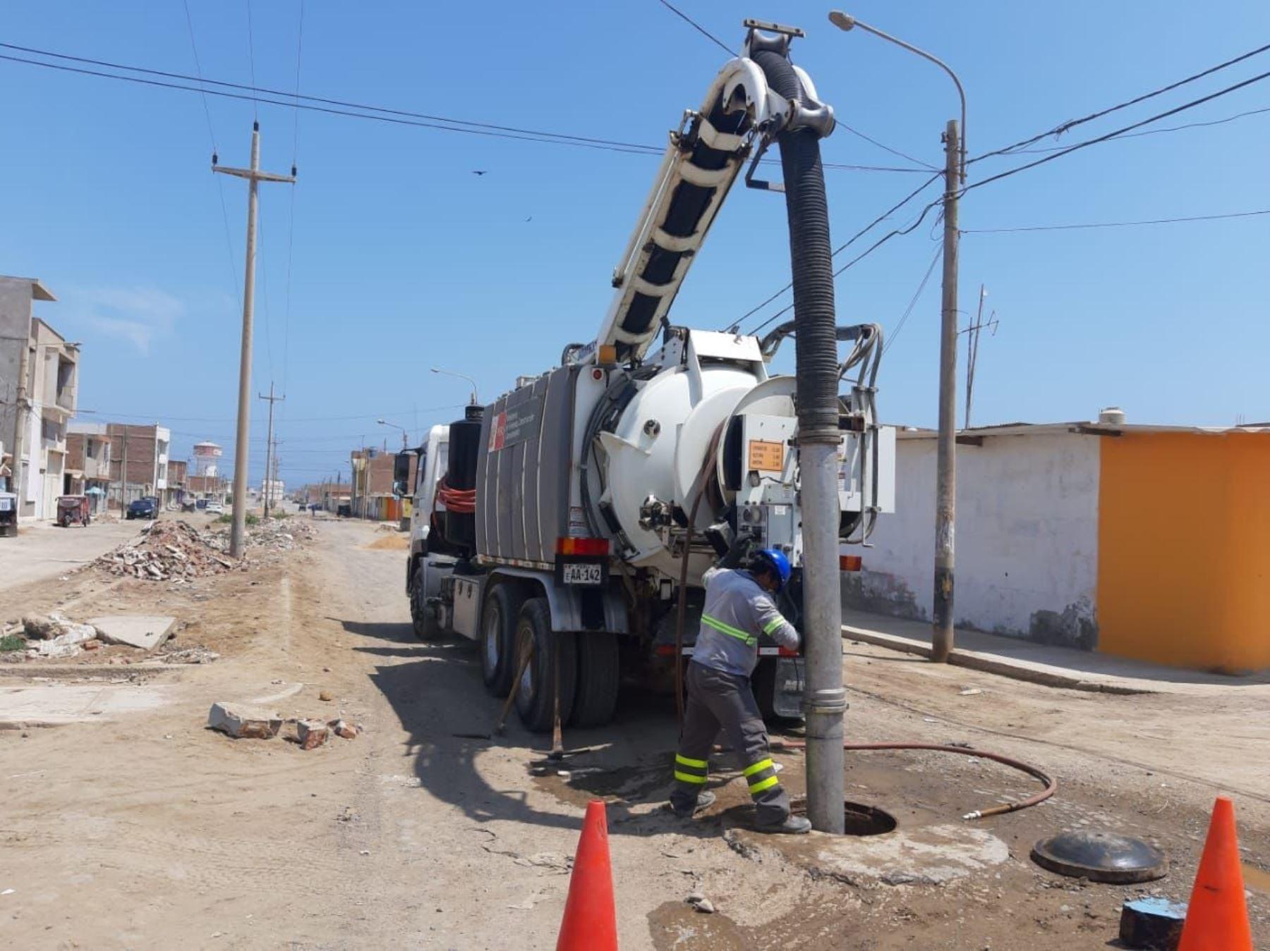 Lambayeque: articulan acciones para mejorar servicios de saneamiento en Chiclayo