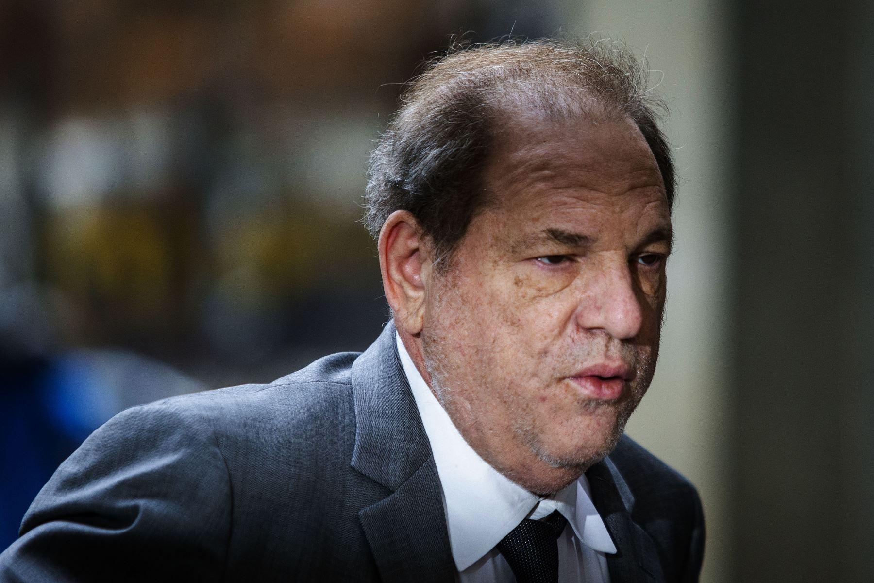 Harvey Weinstein se declara 'no culpable' en juicio por agresión sexual y violación