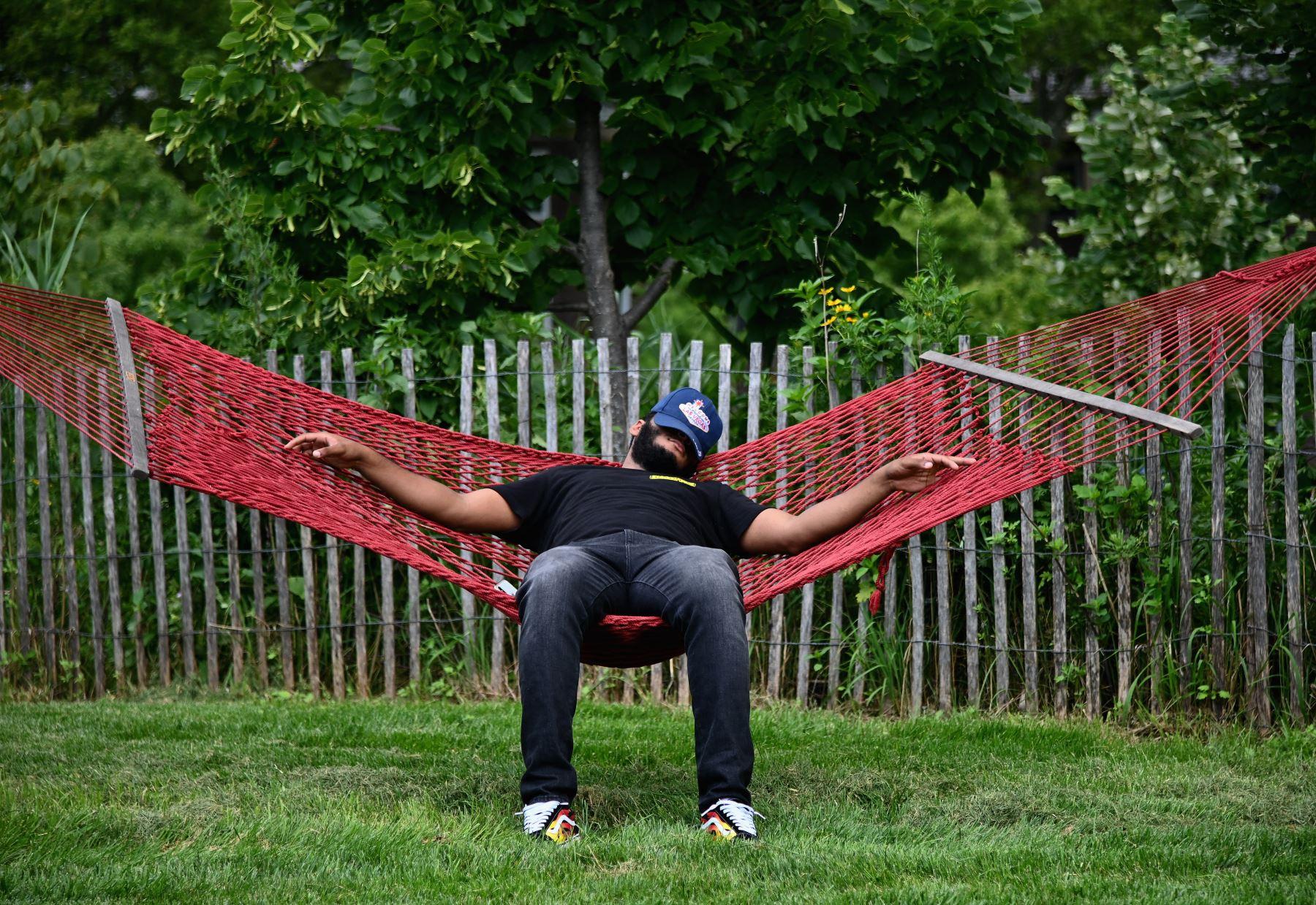 """El sedentarismo también tiene efectos sobre el covid-19, pues las personas inactivas y las que sufren enfermedades no transmisibles """"tienen muchas más posibilidades de ser hospitalizadas o morir"""" si se infectan. Foto: AFP."""