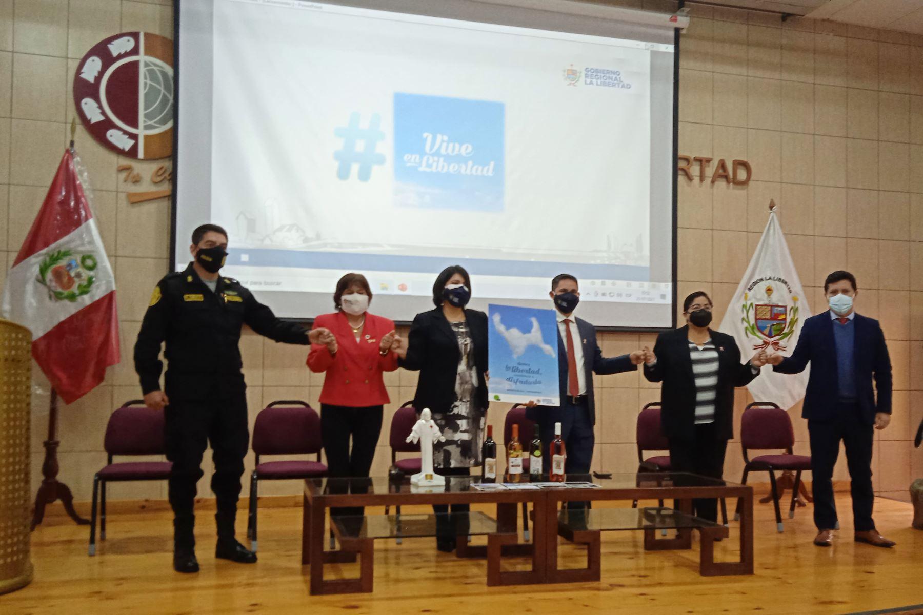El gobierno regional de La Libertad lanzó campaña para reactivar el turismo. Foto: ANDINA/Difusión