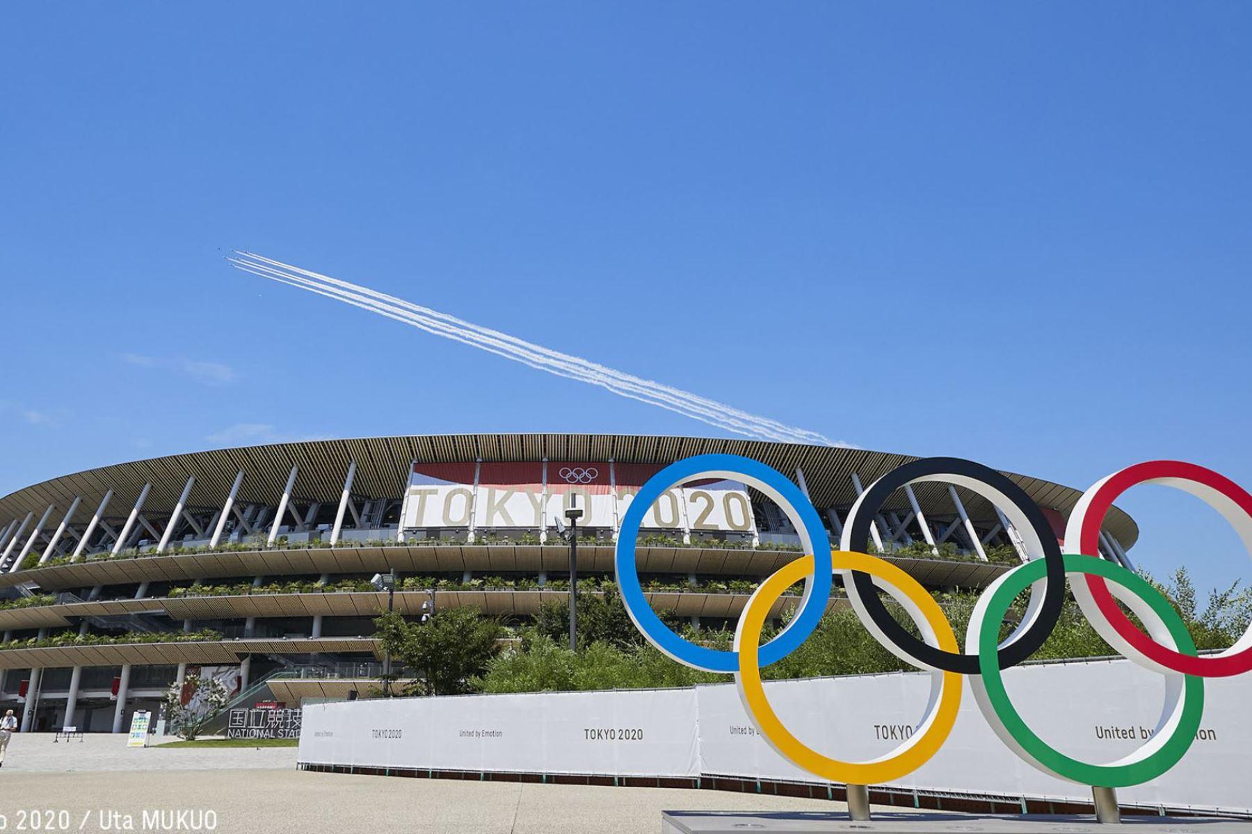 Los Juegos Olímpicos Tokio 2020 se inician mañana de manera oficial