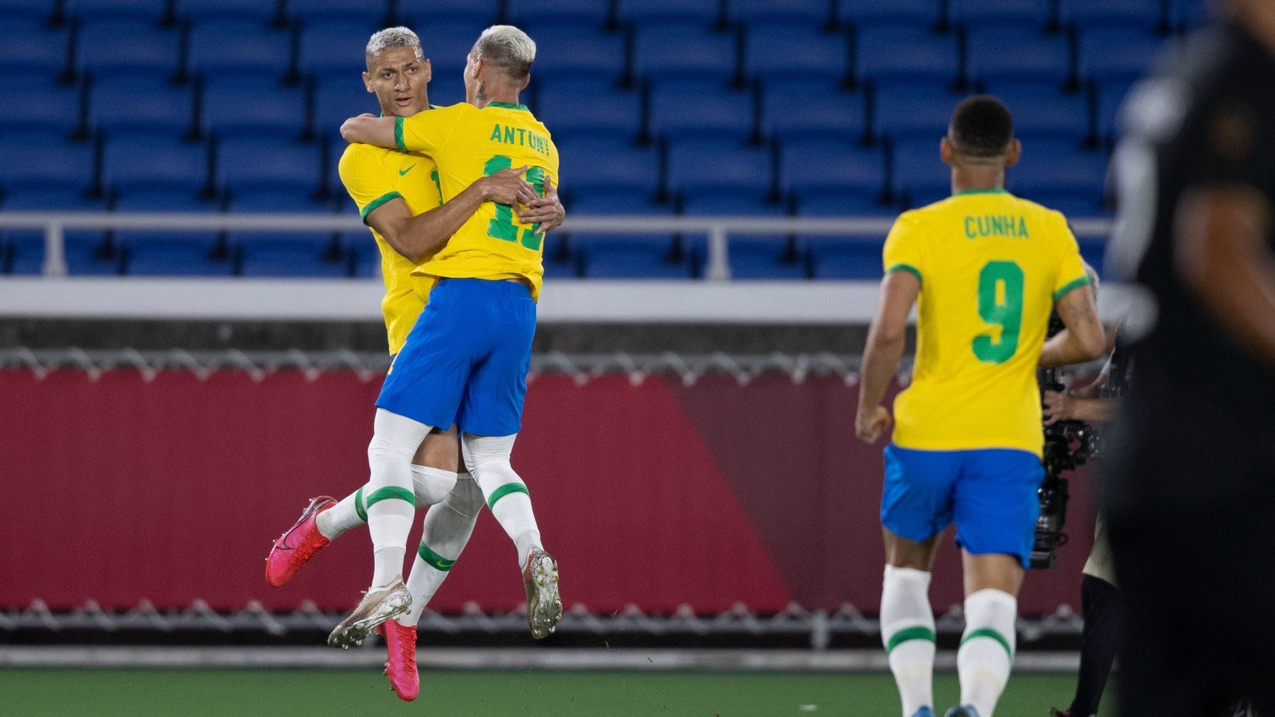 Tokio 2020: Con un brillantes Richarlison, Brasil derrota 4-2 a  Alemania