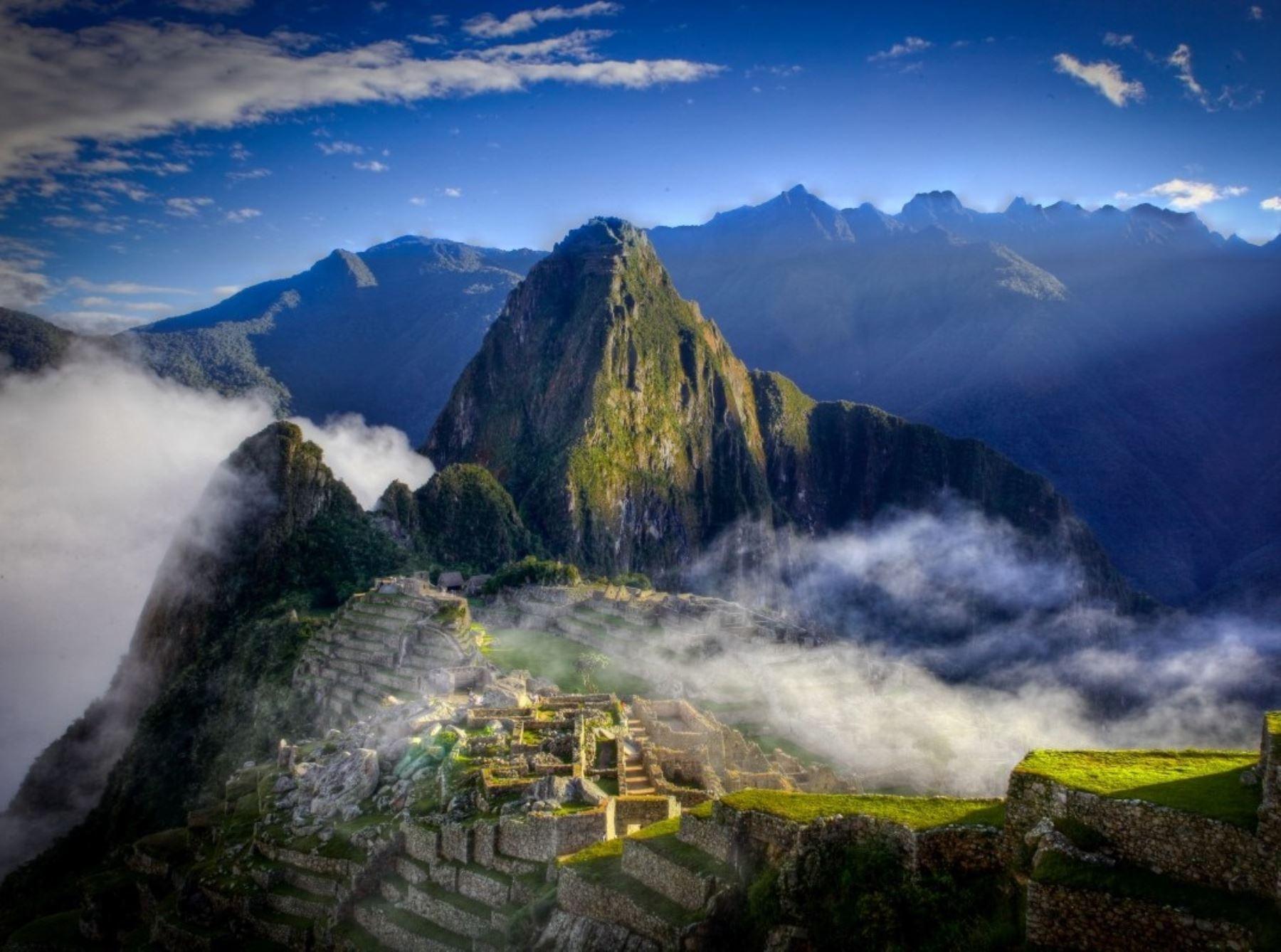 Ministerio de Cultura oficializa hoy ampliación de aforo de visitantes a Machu Picchu
