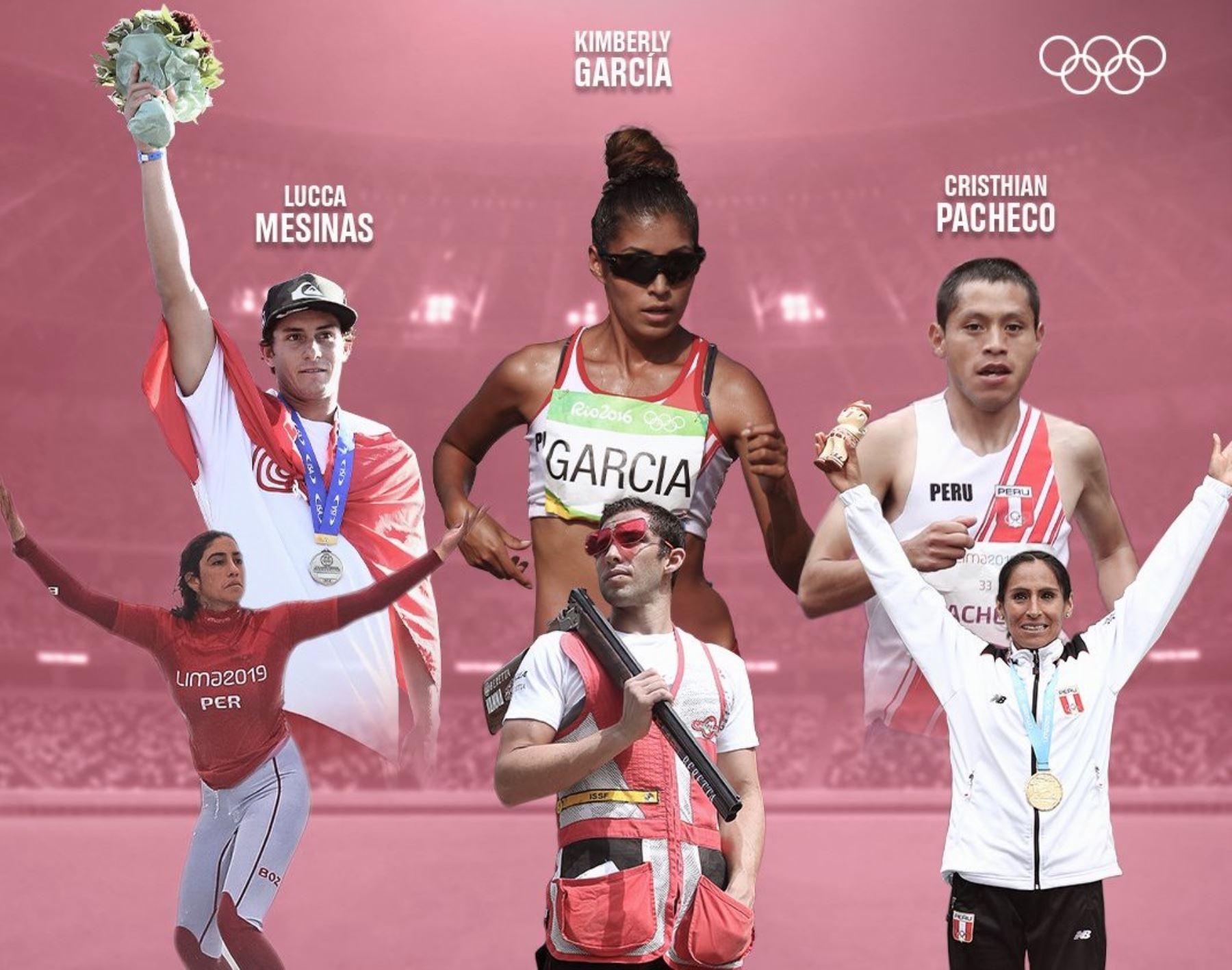 Tokio 2020: ¿Cuáles son las cartas de triunfo de Perú en los Juegos Olímpicos?