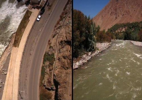 La Autoridad Nacional del Agua destacó y reconoció el aporte de diversas empresas privadas para mejorar y reducir el consumo de agua en el Perú. ANDINA/Difusión