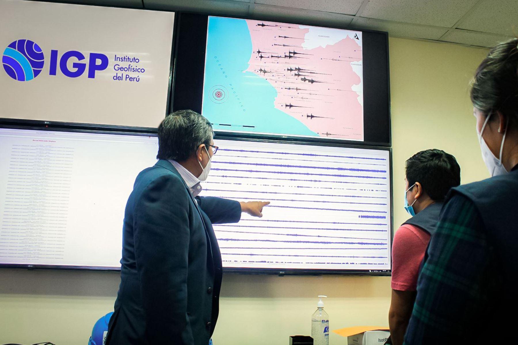 Las investigaciones científicas del IGP son de alto nivel en el campo de la geofísica y el geoespacio. Foto: IGP