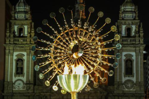 Pira olímpica de Río 2016 permanecerá encendida durante los Juegos Olímpicos de Tokio 2020