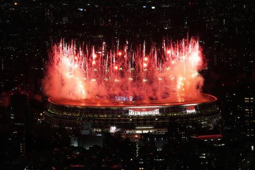 Ceremonia de inauguración de los Juegos Olímpicos de Tokio 2020