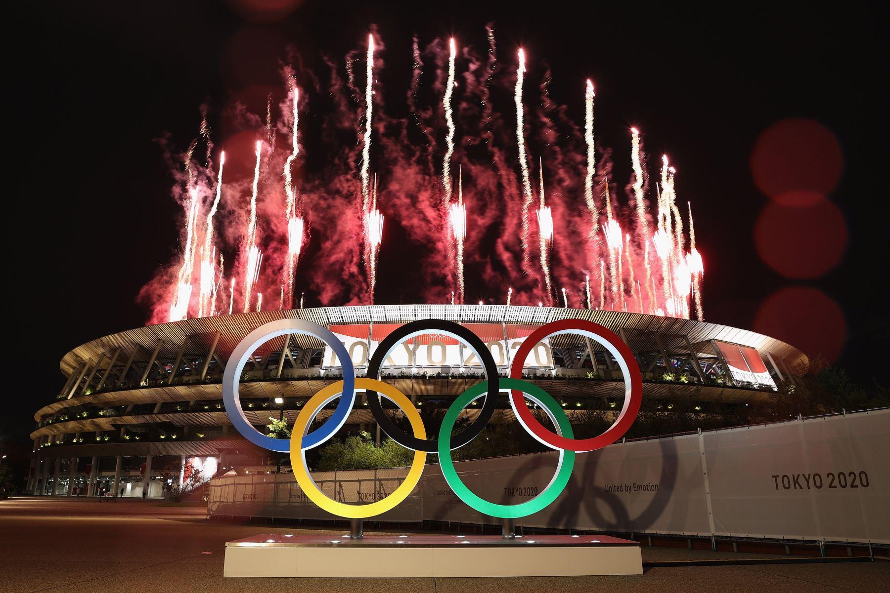 Los Juegos Olímpicos Tokio fueron declarados oficialmente inaugurados