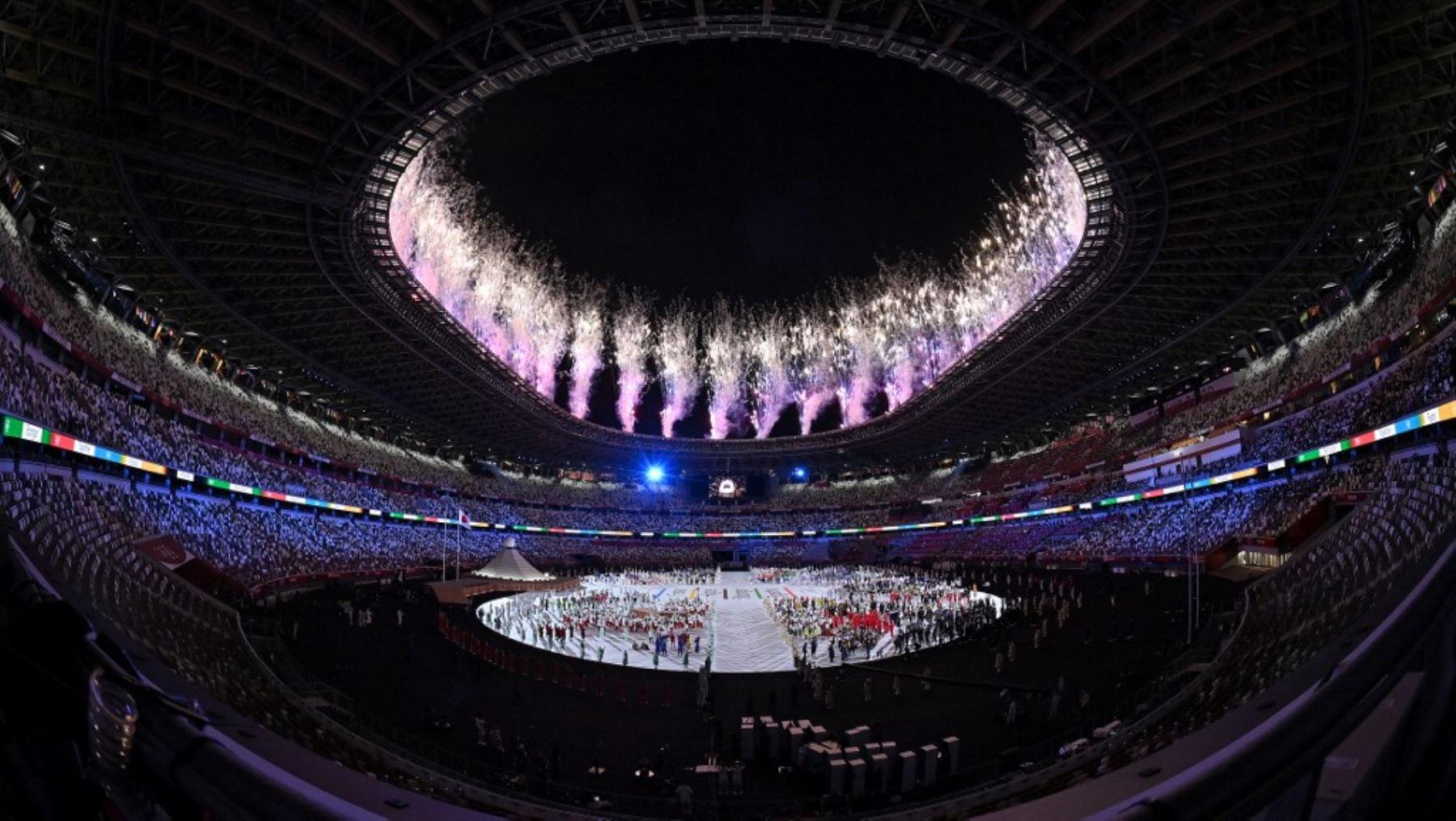 Los Juegos Tokio 2020 llaman a la paz y a la unidad en el mundo entero