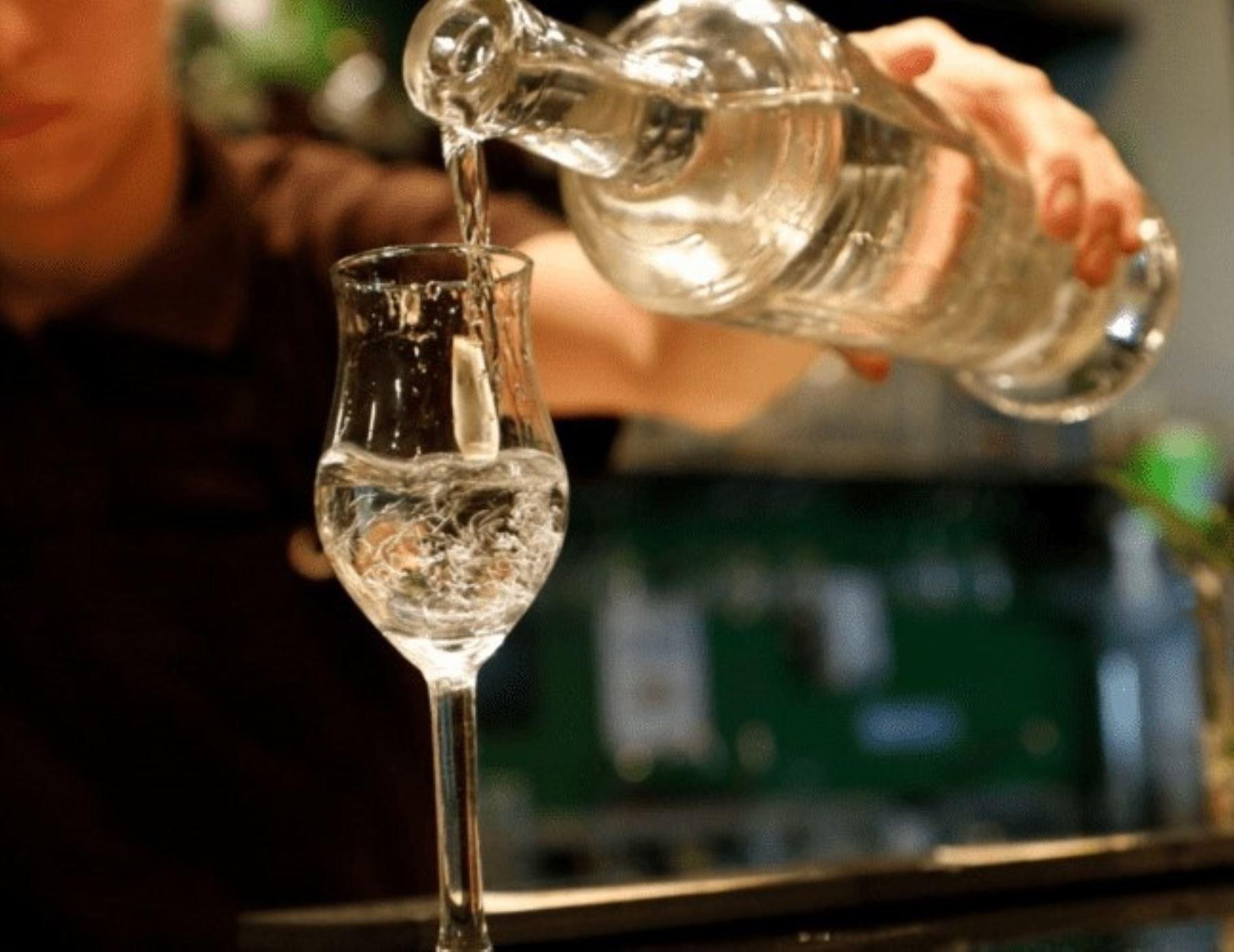 Pisco, bebida peruana por excelencia (imagen referencial). ANDINA/Difusión
