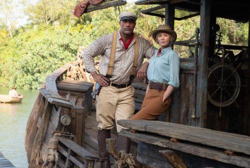 """""""Jungle Cruise"""" se estrena este viernes 30 de julio por Disney+."""