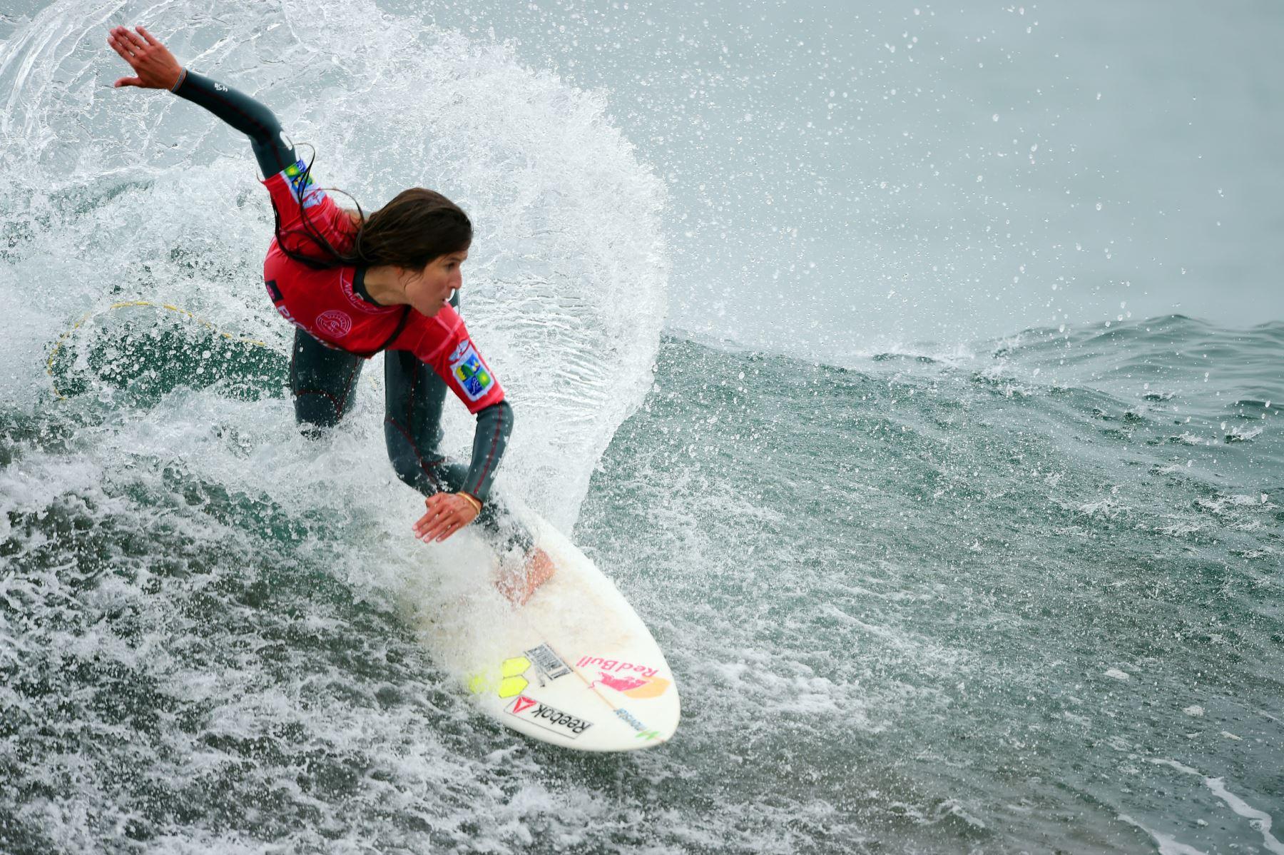 Sofía Mulánovich buscará la medalla olímpica para el Perú en surf
