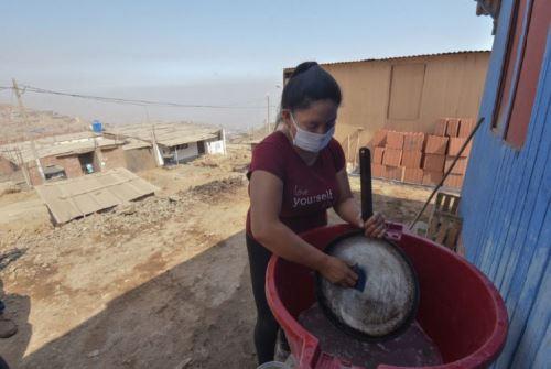 Pobreza. Foto: ANDINA/Difusión
