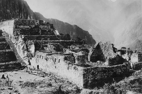 A 110 años de su descubrimiento: Machu Picchu en fotos de Martín Chambi
