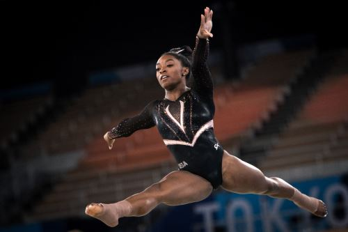 Simone Biles inicia mañana su participación en Juegos Olímpicos Tokio 2020