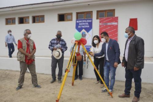 En el complejo arqueológico Huaca Bandera, ubicado en el distrito de Pacora, en la región Lambayeque, fue inaugurado un centro de investigación que funcionará como museo de sitio y que fue construido con una inversión de 675,000 soles, financiados por el Ministerio de Cultura a través de la Unidad Ejecutora 005 Naylamp-Lambayeque.