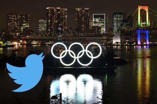 El emoji de Tokio 2020 podrá ser visualizado al usar este y otros hashtags relacionados en más de 30 idiomas. Foto: AFP
