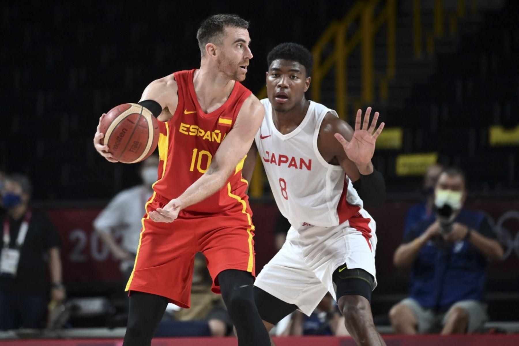La vigente campeona mundial de básquetbol, España, comenzó bien camino olímpico