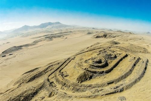 Sitio arqueológico de Chankillo.