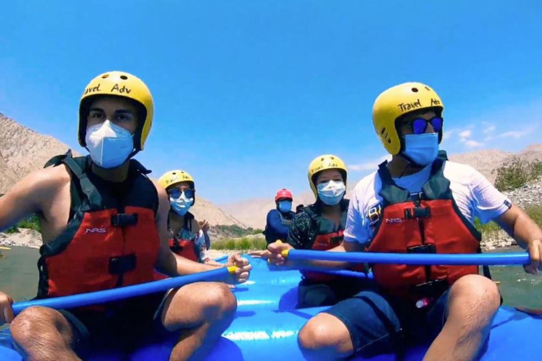 Turismo. Foto: ANDINA/Difusión