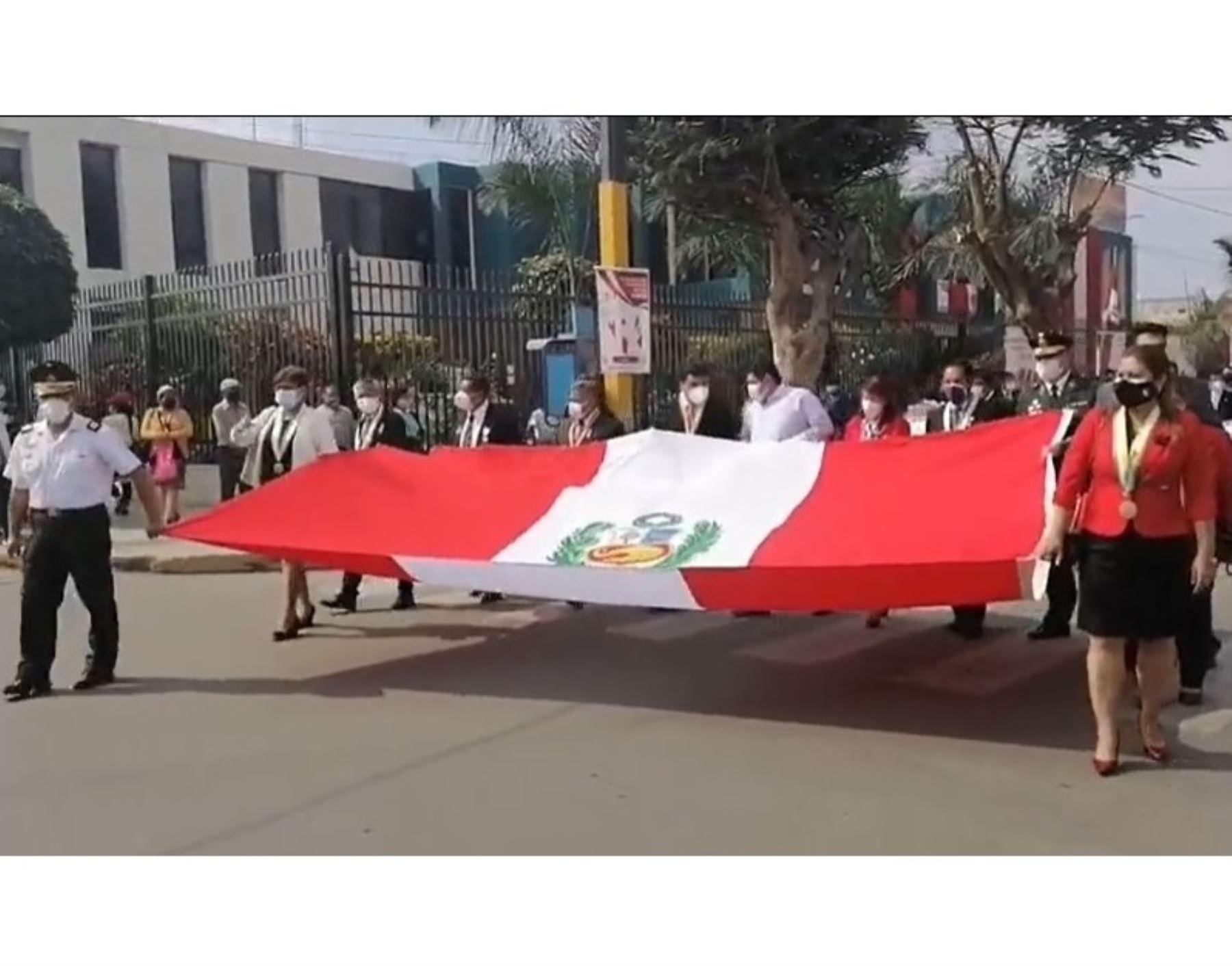 La noticia de la declaratoria de Chankillo como Patrimonio Mundial coincidió con las actividades que organiza Casma por el Bicentenario de la Independencia.