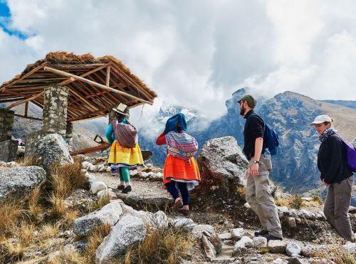 Sernanp recuerda que estos son las medidas que deben cumplir los turistas que visiten el Parque Nacional Huascarán durante Fiestas Patrias.