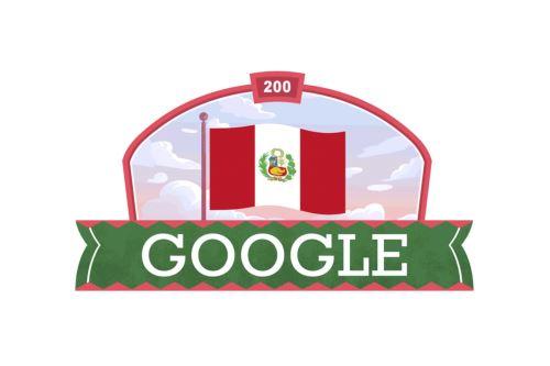 Esta no fue la primera vez en que Google rinde homenaje a las Fiestas Patrias, ya que desde hace 13 años viene decorando la página principal de su motor de búsqueda  con diseños alegóricos todos los 28 de julio.