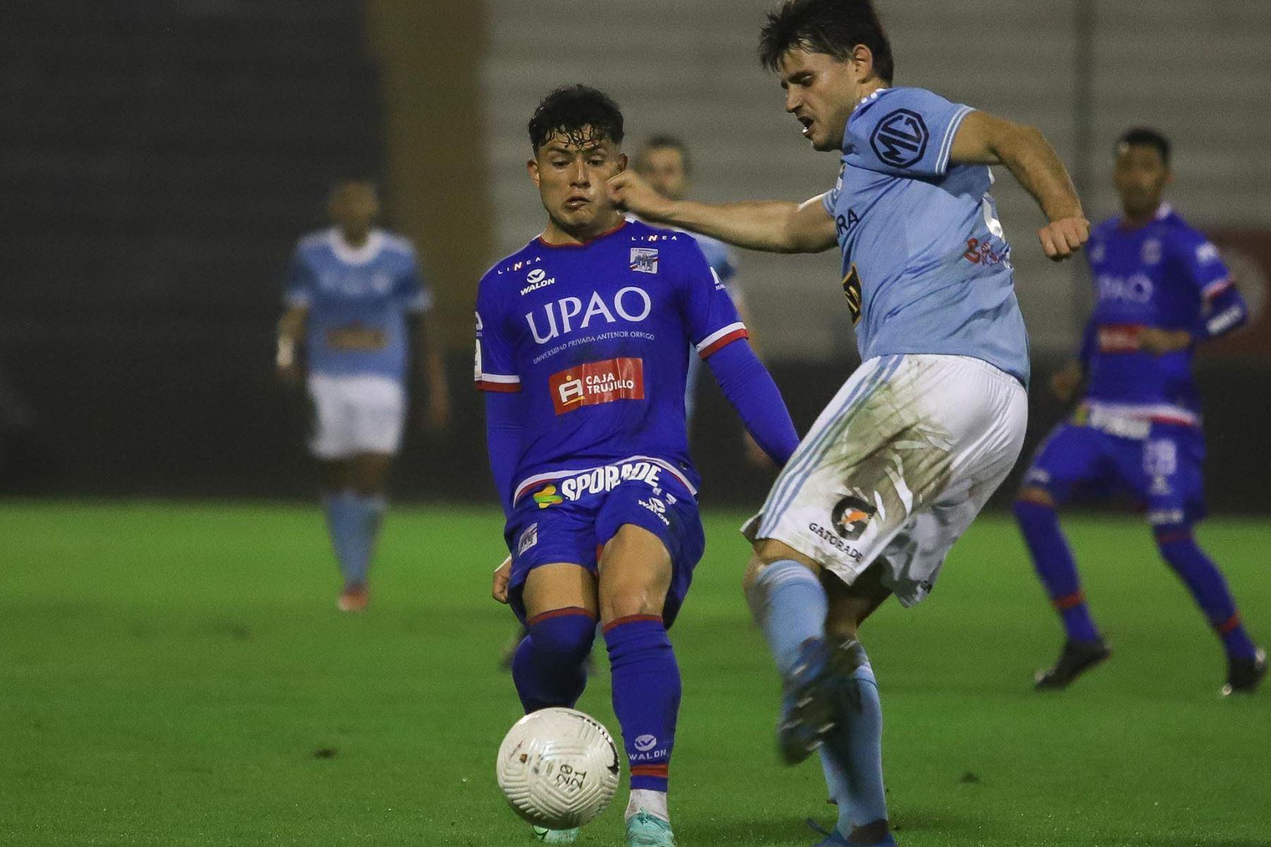 El Club Sporting Cristal se impuso 2-1 ante el Mannucci  y se consagra como campeón de la Copa Bicentenario 2021 en el estadio Alejandro Villanueva. Foto: @LigaFutProf