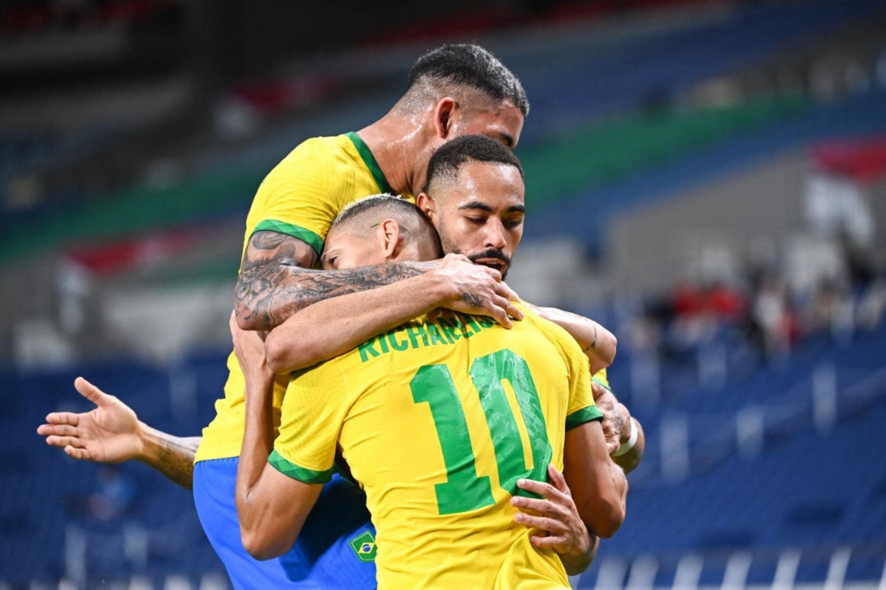 Los brasileños caminan seguros a la conquista de la medalla de oro en Tokio 2020