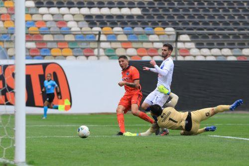 UCV vence 2-0 a Alianza Atlético durante partido por la tercera fecha de la Liga 1