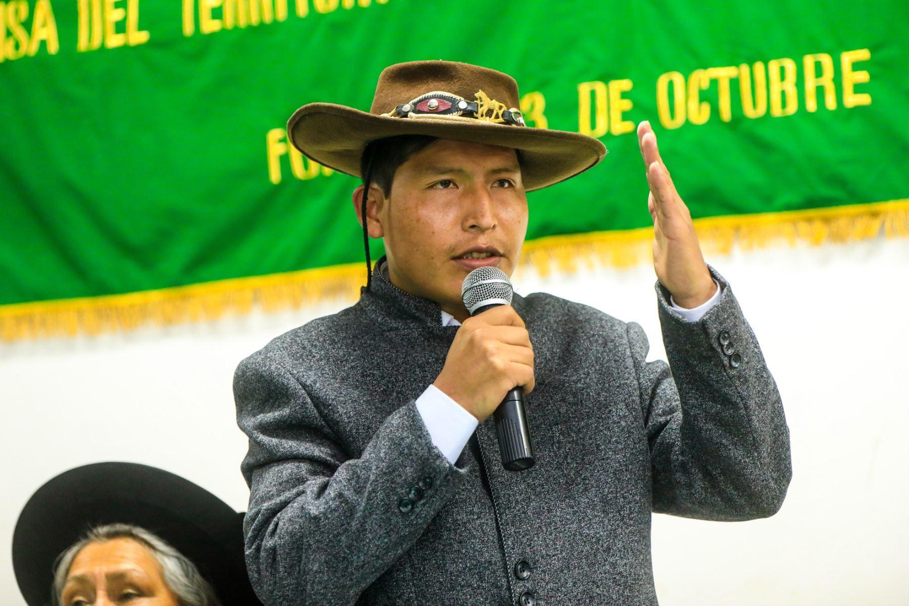 Víctor Maita: conoce el perfil del ratificado ministro de Desarrollo Agrario y Riego