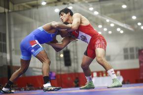 Pool Ambrocio asegura estar preparado para ganar la medalla en Tokio 2020