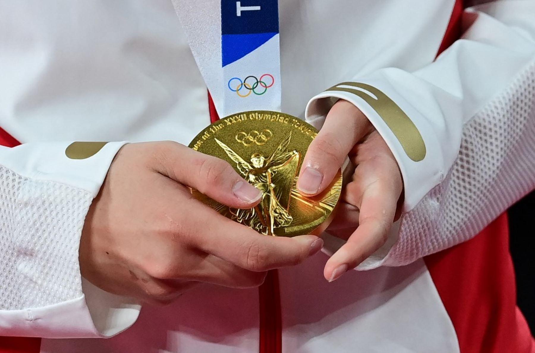 China se mantiene en la primera casilla del cuadro medallero