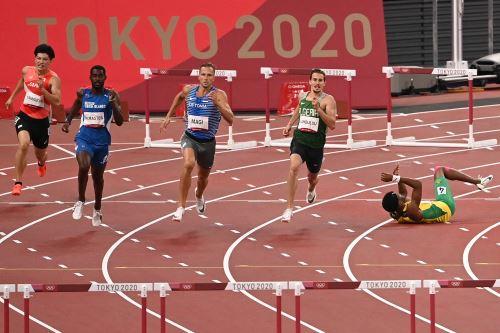 Continua el desarrollo de los Juegos Olímpicos Tokio 2020