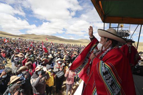 Jefe del Gabinete Ministerial llega a la región Cusco