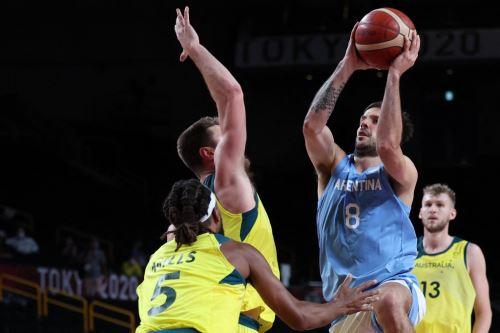 Argentina vio esfumarse su sueño de medalla en los Juegos Tokio 2020