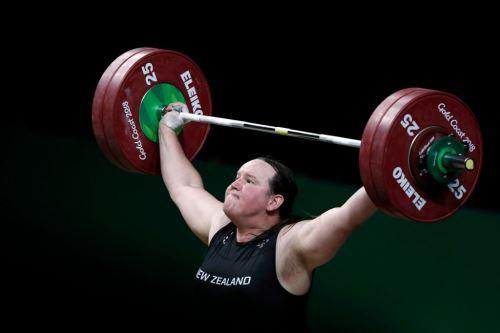 Laurel Hubbard es la primera deportista transgénero en participar en los Juegos Olímpicos