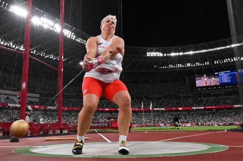 Anita Wlodarczyk hace historia en los Juegos Olímpicos