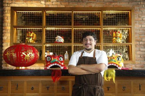 Chef peruano Marco Espinoza.Foto: Cortesía