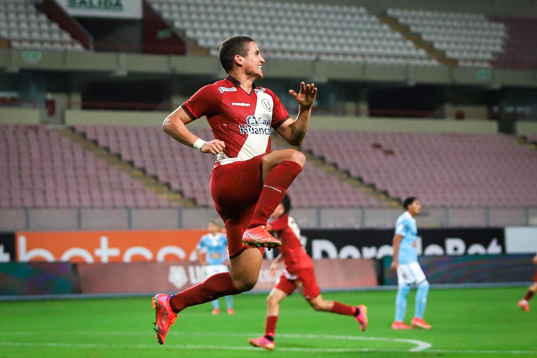 Liga 1: Universitario empata 2-2 con Sporting Cristal en los descuentos |  Noticias | Agencia Peruana de Noticias Andina