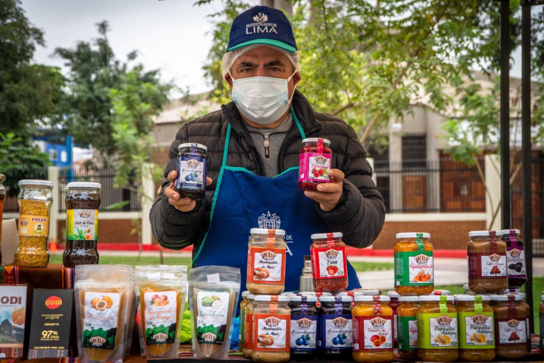 Feria de productos naturales habrá este sábado en Cercado de Lima