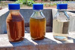 La tecnología Stari Yaqua permite la transformación de agua residual en agua tratada con un alto estándar de calidad.