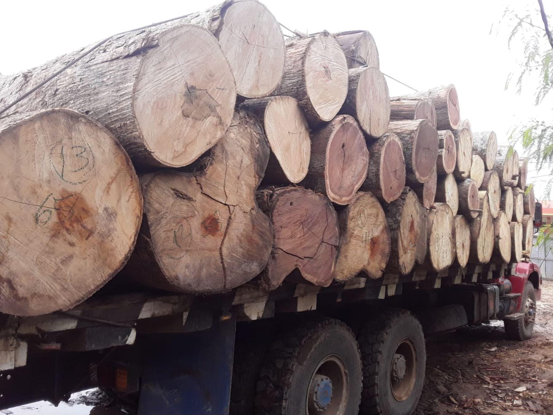 Junín: Serfor transfiere madera decomisada a municipios de Satipo para refaccionar puentes