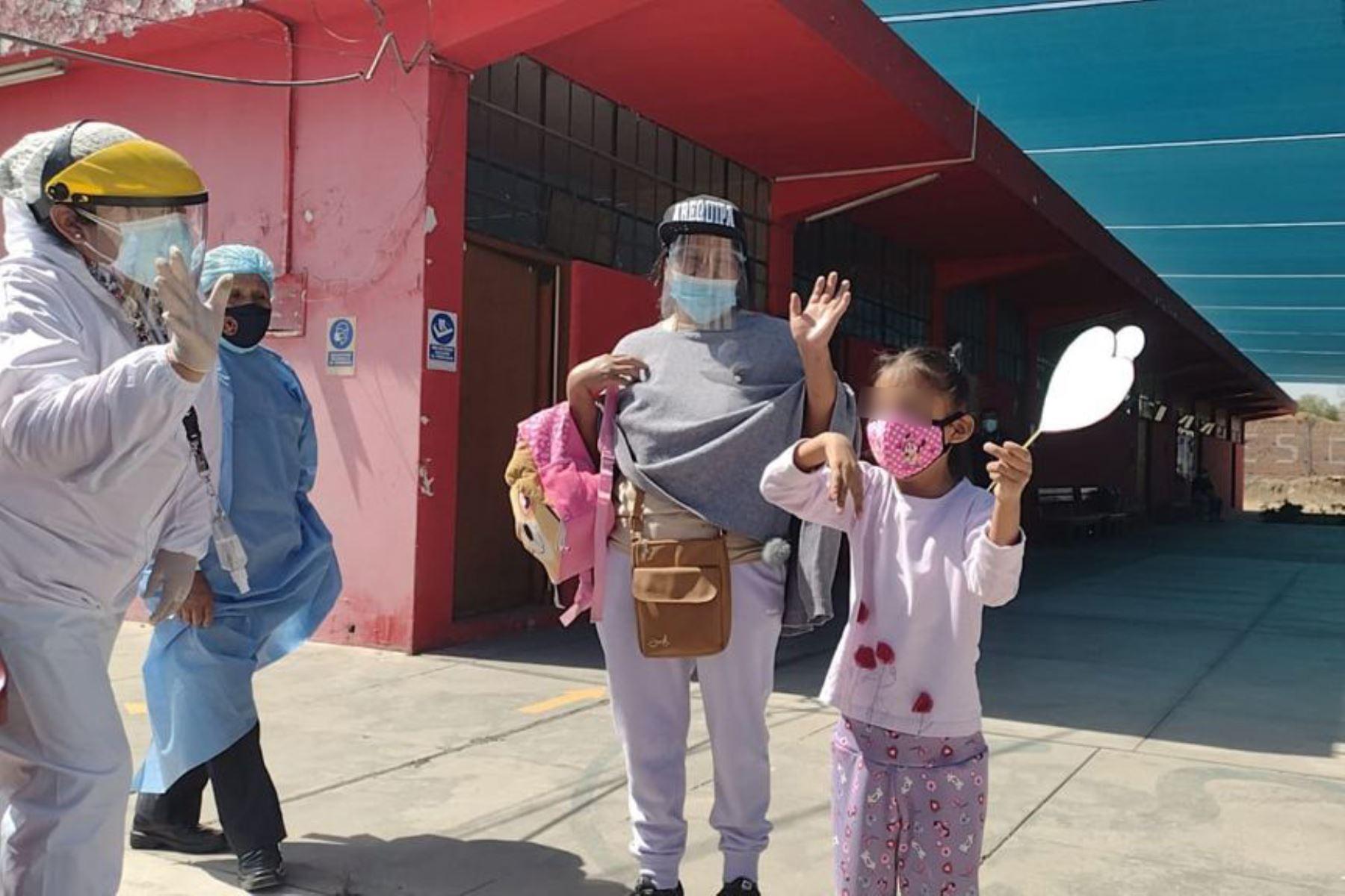 El Cebe Polivalente alberga a escolares con discapacidad severa, multidiscapacidad, autismo y discapacidad auditiva. Foto: ANDINA/Difusión
