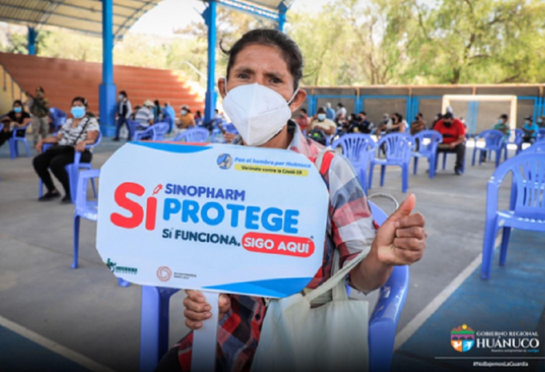 En el Perú, 7 millones 70,249 peruanas y peruanos ya se aplicaron la segunda dosis. Foto: ANDINA/Minsa.