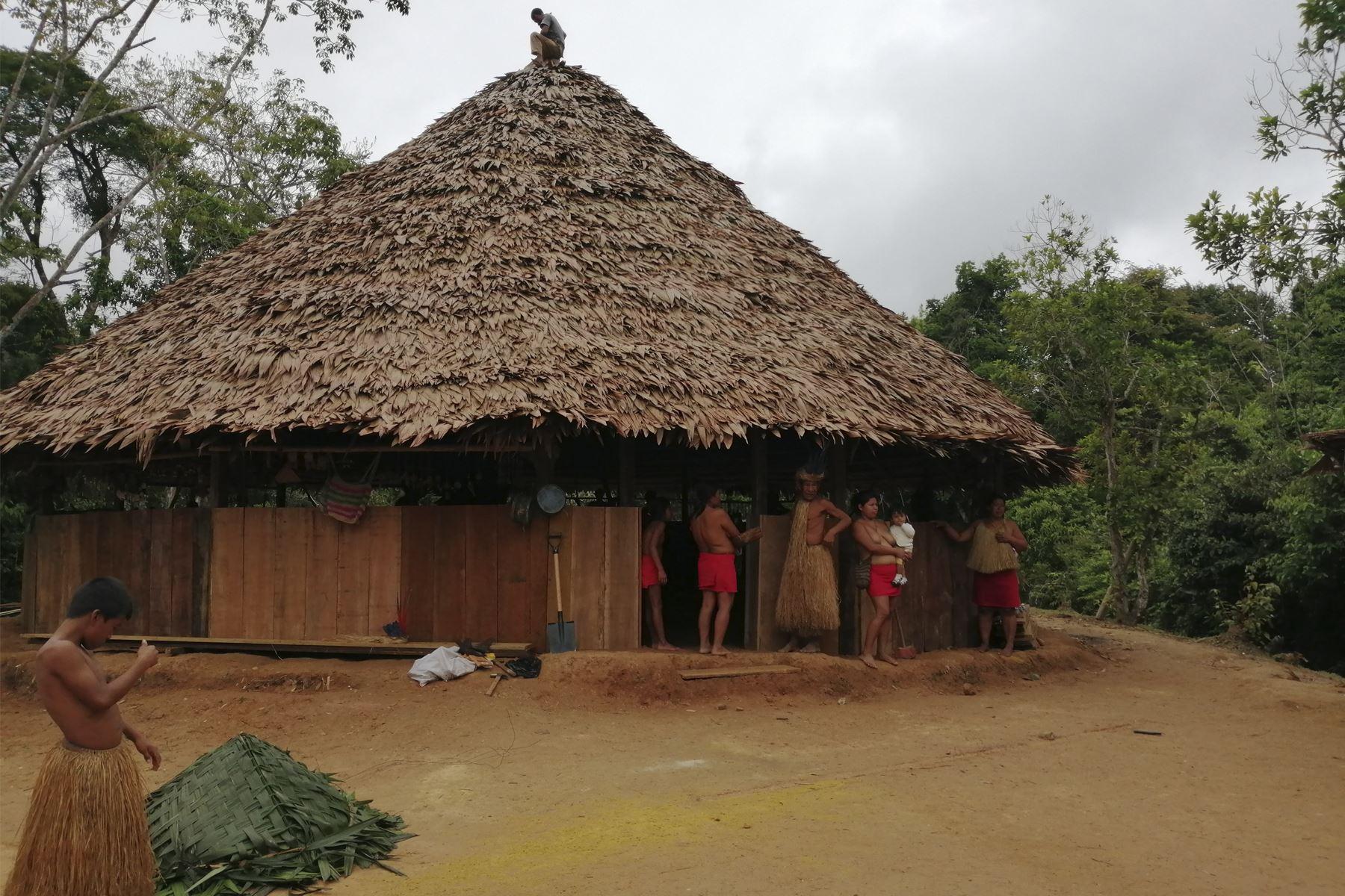 """En el marco del proyecto se ha editado recientemente el libro """"Situación y desafíos en la Amazonía"""". Foto: PUCP"""